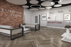 Northern Gateway Enterprise Centre Reception
